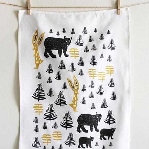 Territory Tea Towel