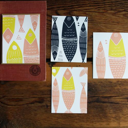 Sardine Card Set
