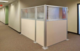 Create Instant Cubicles for Temporary Workers During Tax Season