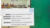 Splash Proof Dividers Make a Splash In Wetlab Classroom