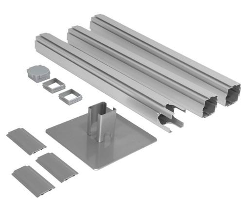Hush Panel Electric Post Kit