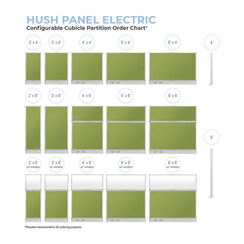 Hush Panel Electric