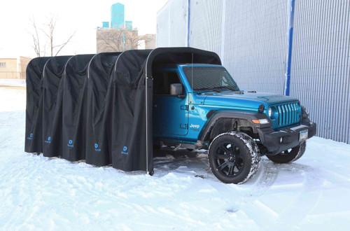 Portable Equipment Shelter