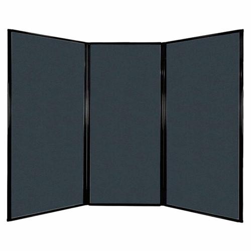 "Privacy Screen 7'6"" x 5'10"" Blue Spruce Fabric"