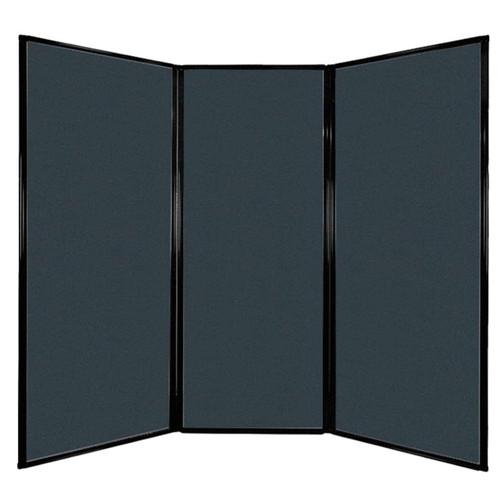 "Privacy Screen 7'6"" x 6'8"" Blue Spruce Fabric"