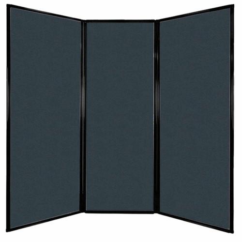 "Privacy Screen 7'6"" x 7'4"" Blue Spruce Fabric"