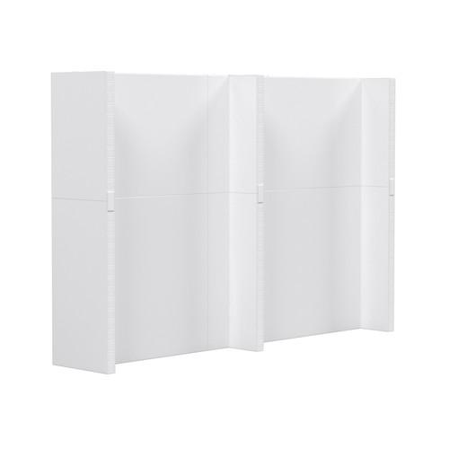 "EverPanel 10'6"" x 7' Wall Kit"