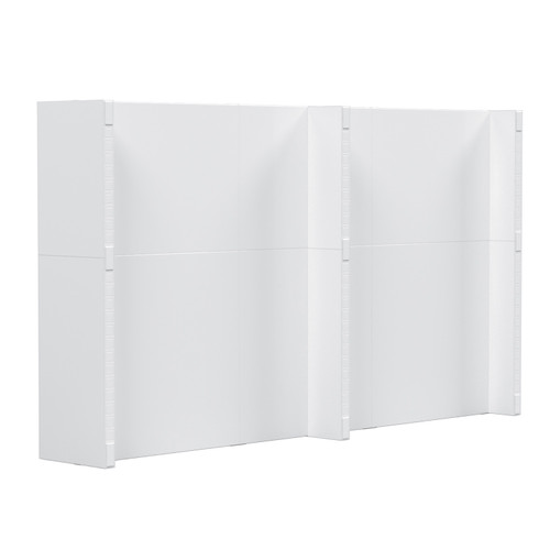 "EverPanel 12'6"" x 7' Wall Kit"