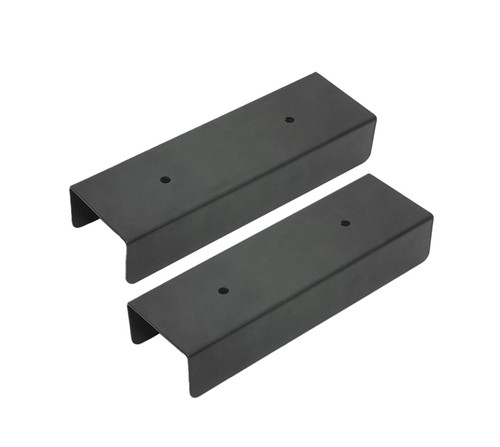 Room Divider Connectors come in a set of 2