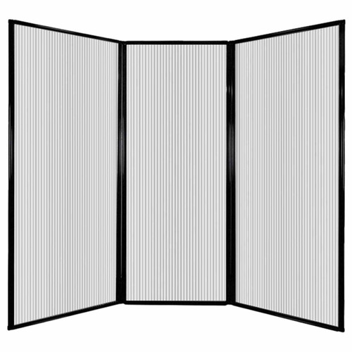 "MediWall Privacy Screen 7'6"" x 6'8"" Clear Polycarbonate"