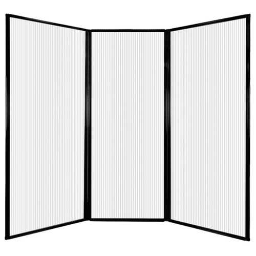 "MediWall Privacy Screen 7'6"" x 6'8"" Opal Polycarbonate"