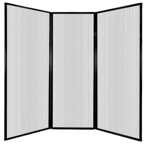"MediWall Privacy Screen 7'6"" x 7'4"" Clear Polycarbonate"