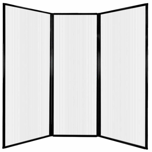 "MediWall Privacy Screen 7'6"" x 7'4"" Opal Polycarbonate"