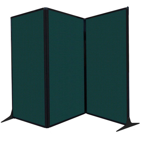 The QuickWall Folding Portable Partition.
