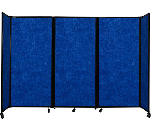 The SoundSorb Room Divider 360 Folding Portable Partition.