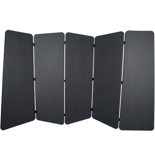 SoundSorb VersiPanel in Dark Gray.