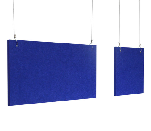 Hanging SoundSorb Acoustic Panels