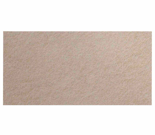 """Wall-Mounted SoundSorb Acoustic Panels 24"""" x 12"""" Rectangle Beige High Density Polyester"""