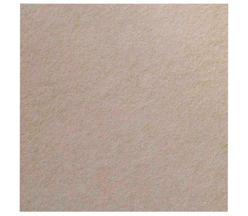 """Wall-Mounted SoundSorb Acoustic Panels 24"""" x 24"""" Beige High Density Polyester"""