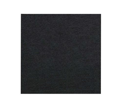 "SoundSorb Acoustic Ceiling Tiles 24"" x 24"" Black High Density Polyester"