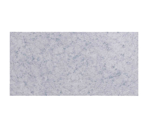 """SoundSorb Acoustic Ceiling Tiles 48"""" x 24"""" Marble Gray High Density Polyester"""