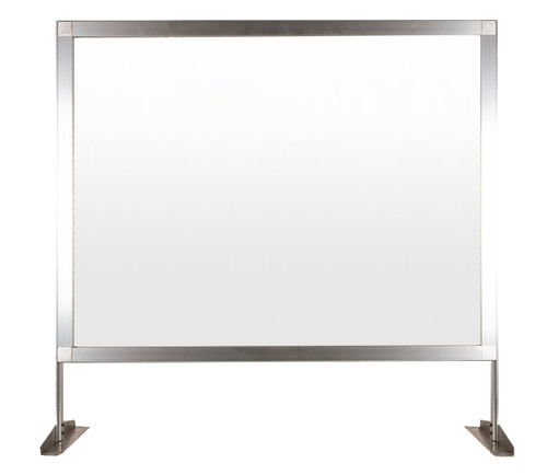 """MediPanel Countertop Screen 34"""" x 32½"""" Frosted Window"""