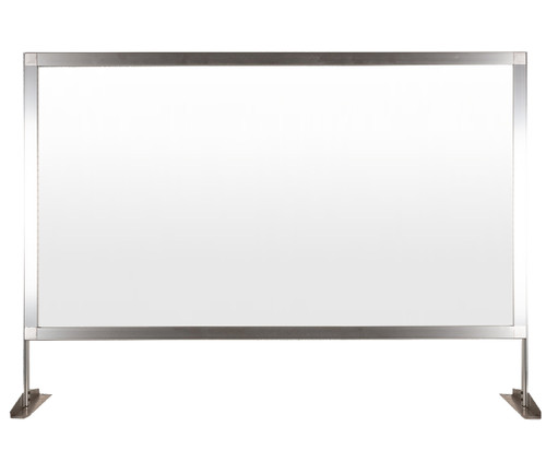 """MediPanel Countertop Screen 46"""" x 32½"""" Frosted Window"""