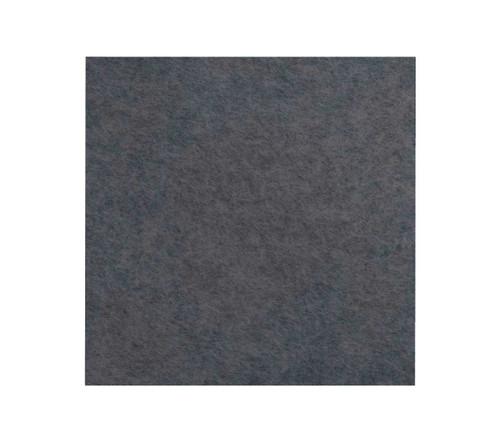 "SoundSorb Acoustic Ceiling Tiles 24"" x 24"" Dark Gray High Density Polyester"
