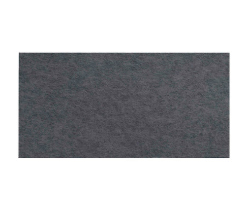 "SoundSorb Acoustic Ceiling Tiles 48"" x 24"" Dark Gray High Density Polyester"