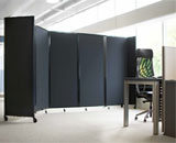Room Divider 360 in an office