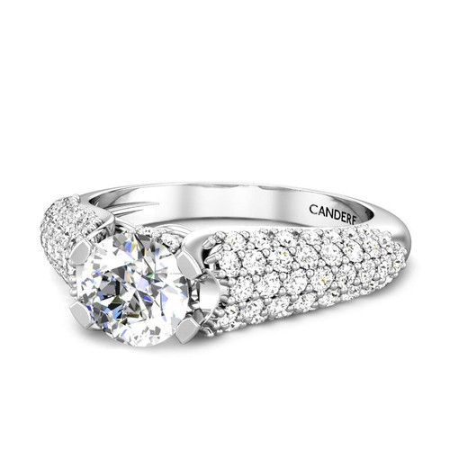 JULIANA SOLITAIRE DIAMOND RING