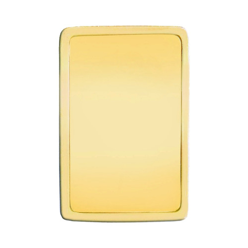 999 Purity 50 Gms Plain Gold Bar MGBPL999P50G