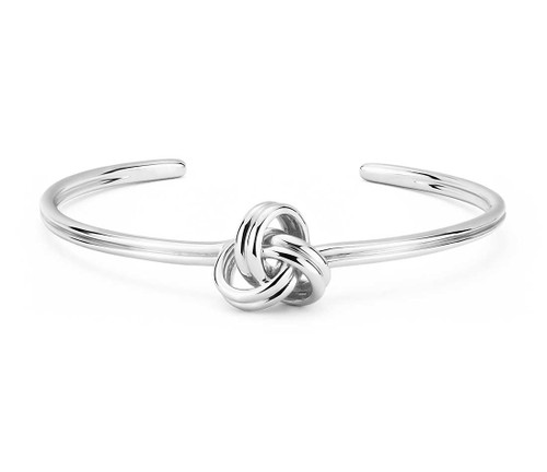 Love Knot Cuff Bracelet