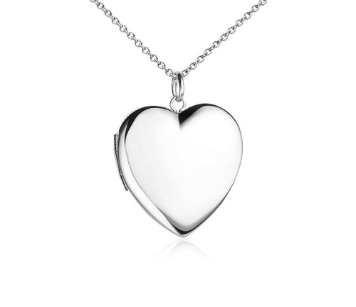 Sweetheart Locket Chain