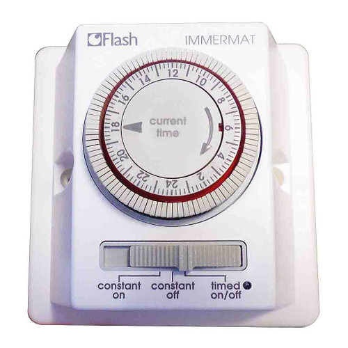 Flash Immermat 24hr Immersion Time Clock