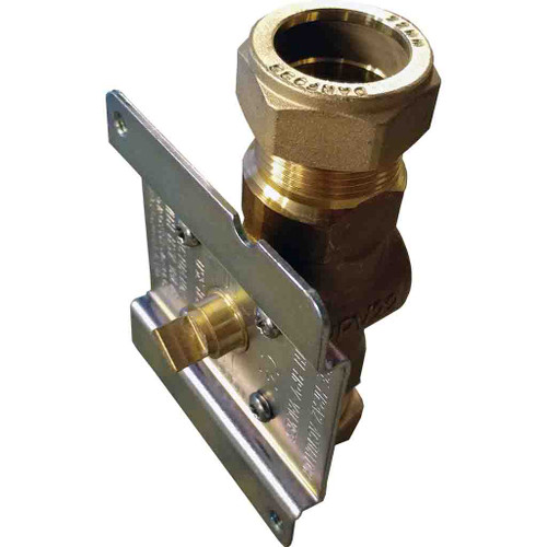 Danfoss Randall HPV22 22mm 2 Port Valve Body