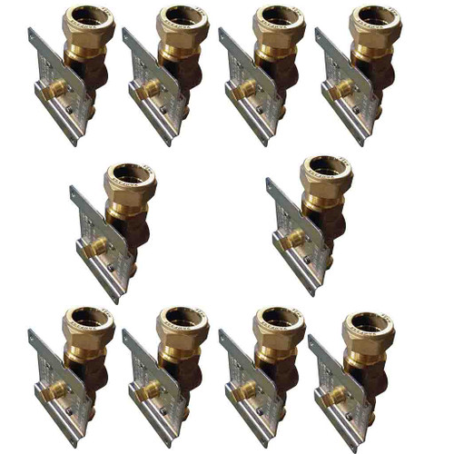 Danfoss Randall HPV22 22mm 2 Port Valve Body (Pack of 10)