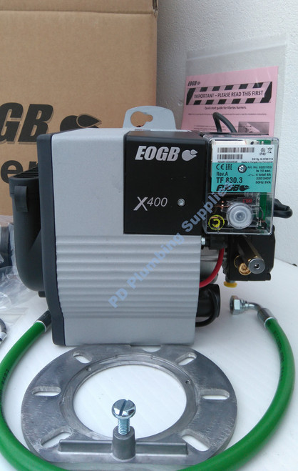 EOGB X400 Universal-Fit Kerosene Burner | Ideal for smaller boilers