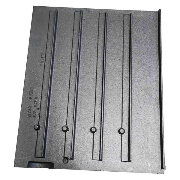 Stanley Donard Top Oven Side Baffle (left)