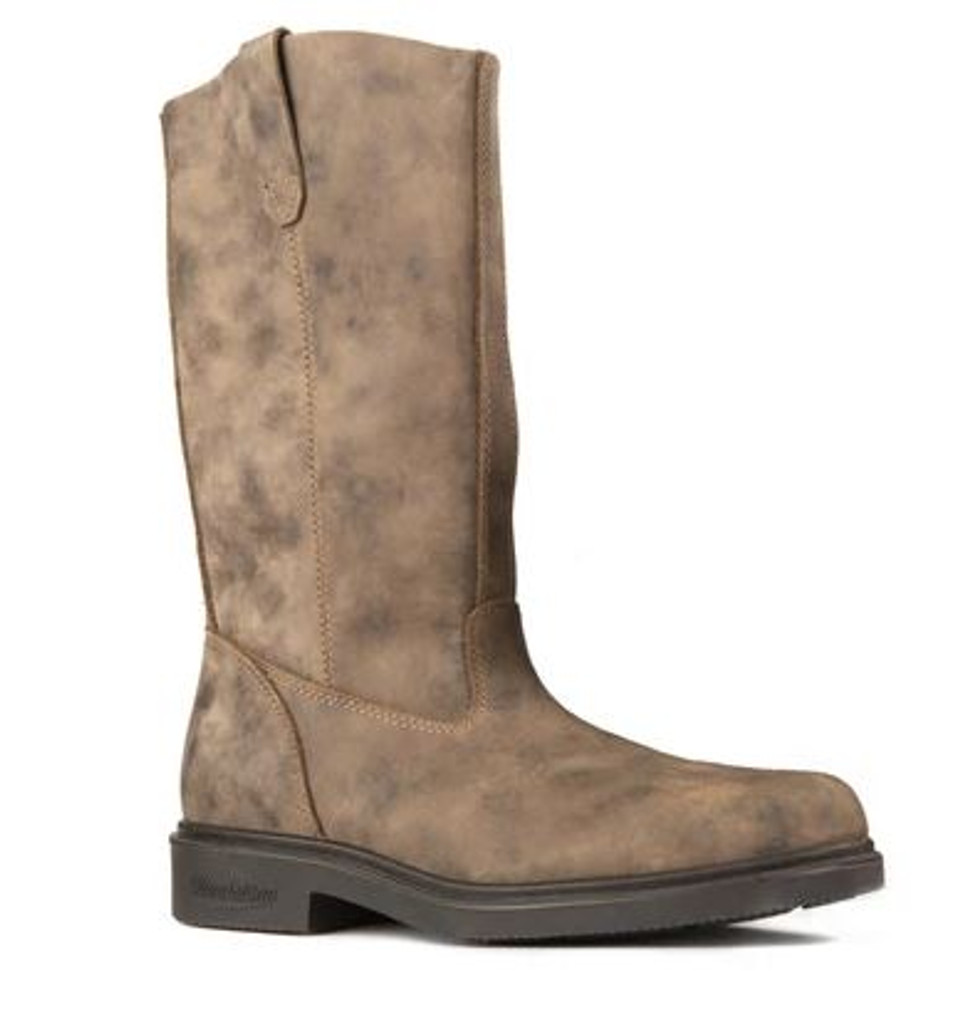 Blundstone 057- Chisel Toe Rigger Rustic Brown