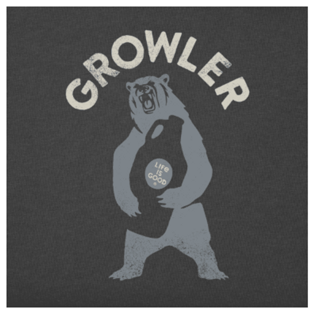 M LS COOL GROWLER NGTBLK (57659)