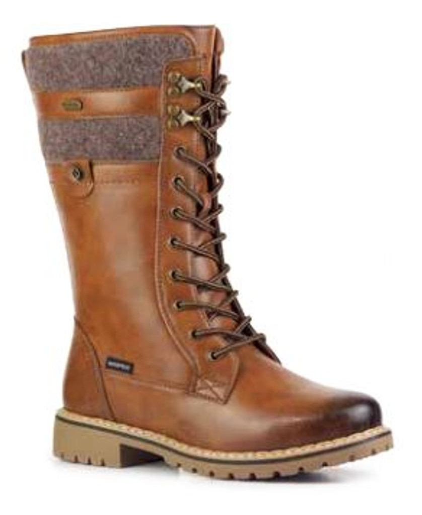 MID LACEUP SIDE ZIP BOOT OC SYSTEM MO2107461RL