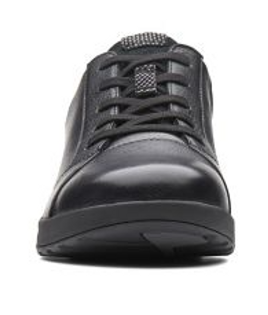 UN ADORN LACE BLACK LEATHER/SUEDE COMBO (26136071)
