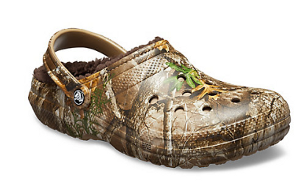 CLASSIC LINED REALTREE CLOG MENS (205377)