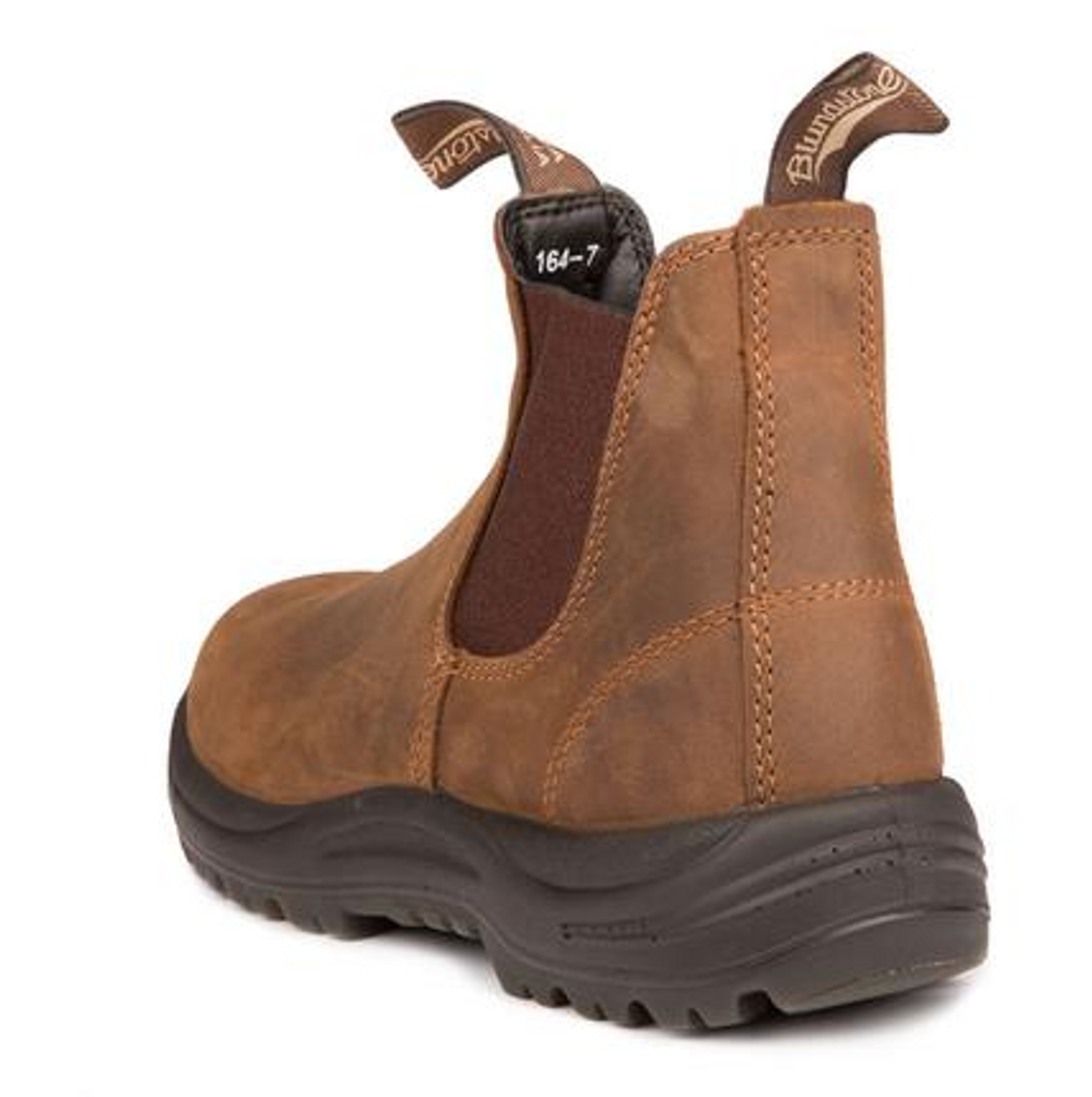 BLUNDSTONE 164 - The CSA Greenpatch in Crazy Horse Mens