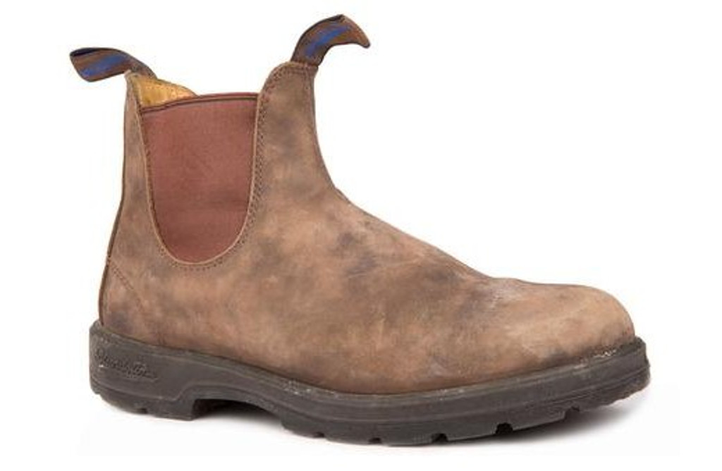 BLUNDSTONE 584 - The Winter in Rustic Brown Mens
