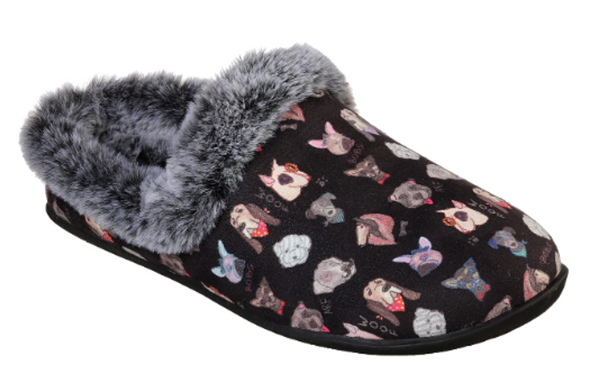 840389930f3e5 SLIPPER CLOG DAPPER DOG (31281)