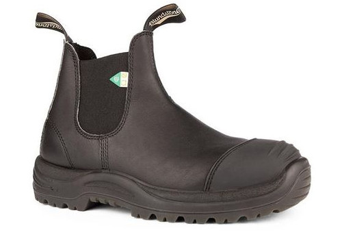 BLUNDSTONE 168 - Greenpatch CSA Rubber Toe Cap Black