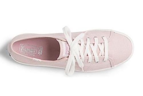 Kickstart Chambray Pink Keds Brock's