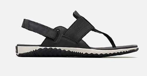 OUT N ABOUT PLUS SANDAL  BLACK 1848451 010